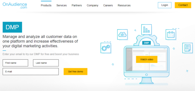 Mopinion: Top 10 Data Management Platforms: An overview - OnAudience