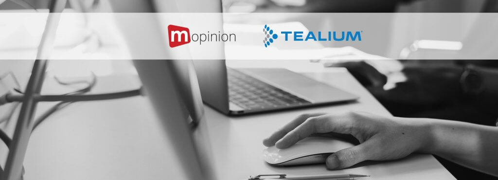 Mopinion: Tealium and Mopinion: the newest data power couple - Tealium Cover Image