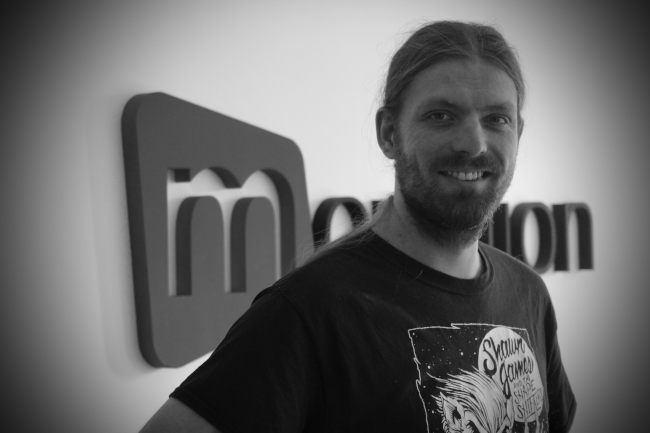 Mopinion: Employee in the Spotlight Dave Schrijvers - Meet Dave