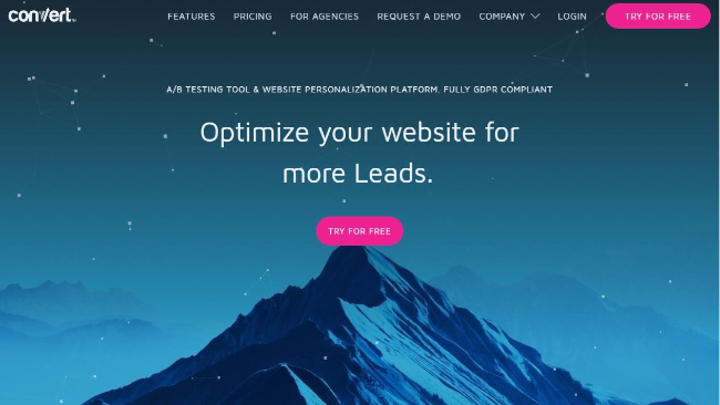Mopinion: Top 10 A/B testing tools that will boost conversions - Convert