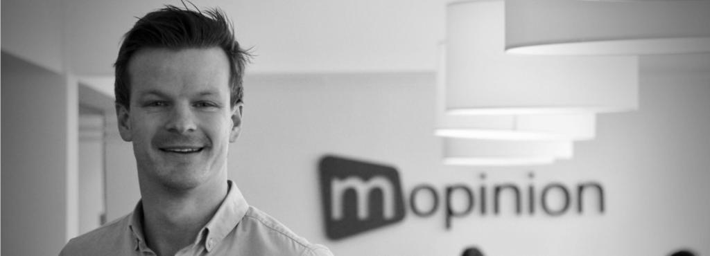 Mopinion: Employee in the Spotlight - Luke Cover