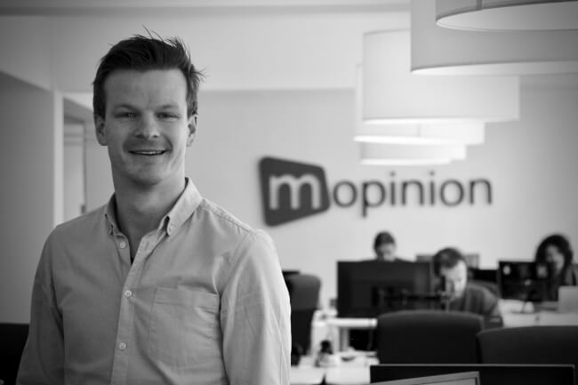 Mopinion: Employee in the Spotlight - Mopinion Body Image