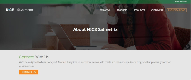 Mopinion: Top 15 Enterprise Feedback Management Software (EFM) - Nice Satmetrix