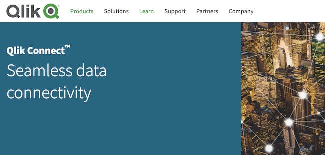 Top 10 Data Integration Software: An Overview - Qlik Connect