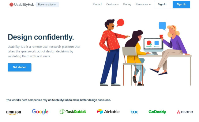 Mopinion: Top 10 A/B testing tools that will boost conversions - Usability Hub