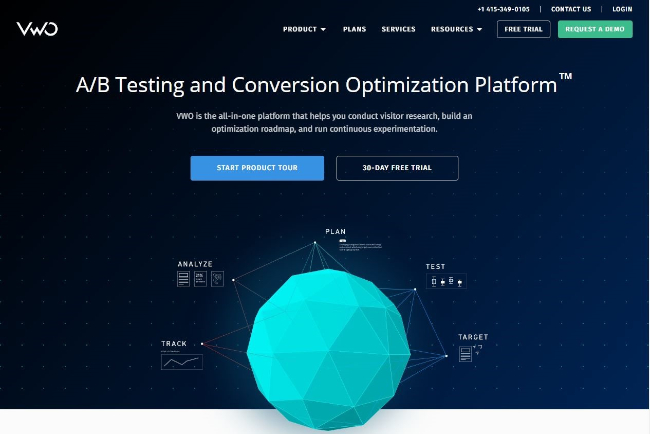 Mopinion: Top 10 A/B testing tools that will boost conversions - VWO