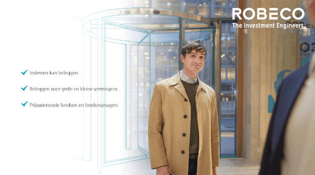 Mopinion: A sound investment: How Robeco improves the online experience with customer feedback - Beleggen bij Robeco