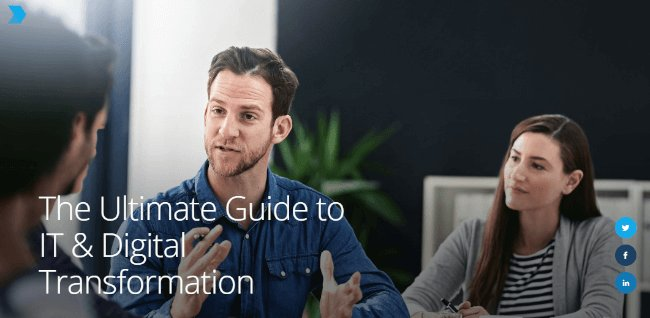 Mopinion: 10 Must-Read Guides to Digital Transformation - Digital Marketing Institute Guide