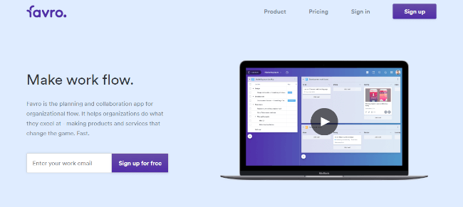 Mopinion: Top 20 Task Management Software - Favro
