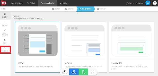 Mopinion: Push customer feedback results directly to Google Analytics - Advanced