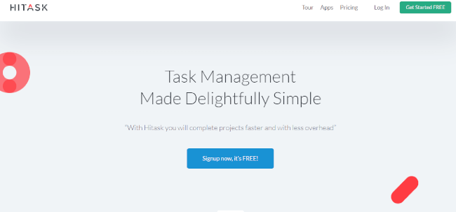 Mopinion: Top 20 Task Management Software - Hitask
