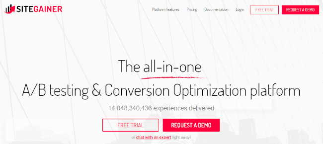 Mopinion: Top 20 A/B testing Tools that will boost conversions - SiteGainer