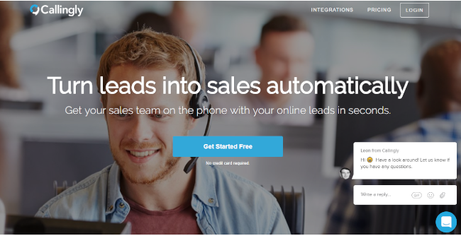 Mopinion: Top 20 Lead Management Software - Callingly