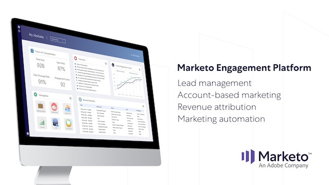Top 20 Lead Generation Software: An Overview - Marketo