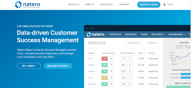 Mopinion: Top 10 Customer Success Software - Natero
