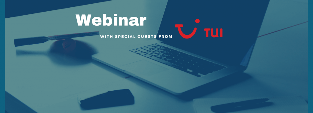 Mopinion: Webinar: an inside look at how travel organisation TUI leverages customer feedbacl - TUI Webinar