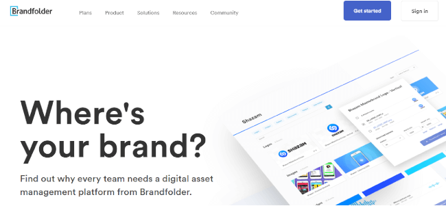 Mopinion: Top 20 Digital Asset Management (DAM) Software - Brandfolder