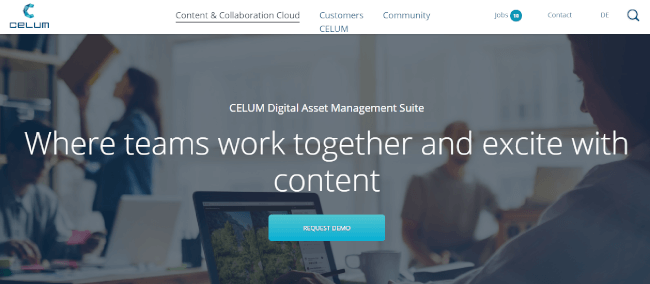 Mopinion: Top 20 Digital Asset Management (DAM) Software - Celum
