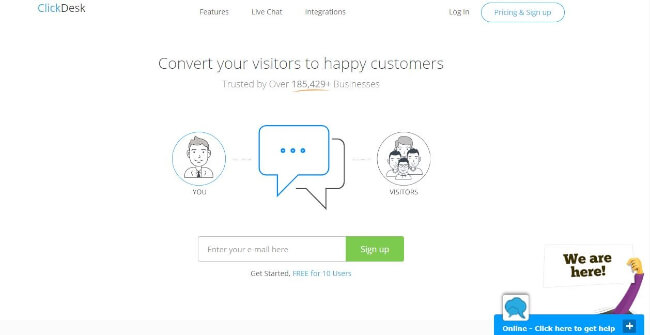 Mopinion: Which Customer Service Software is best for your organisation? - ClickDesk
