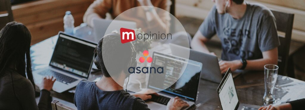 Mopinion: Tying it all together: Mopinion launches new integration with Asana - Cover