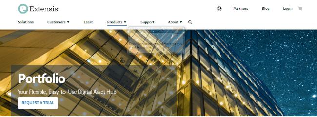 Mopinion: Top 20 Digital Asset Management (DAM) Software - Extensis Portfolio