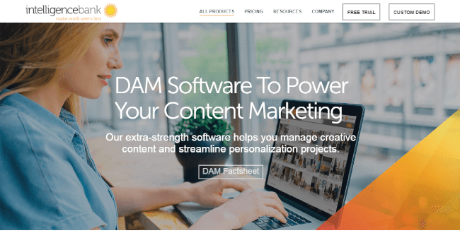Mopinion: Top 20 Digital Asset Management (DAM) Software - IntelligenceBank