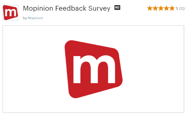 Mopinion: Top 10 Magento User Feedback Extensions  - Mopinion Extension