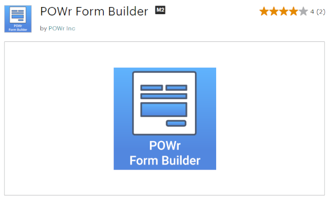 Mopinion: Top 10 Magento User Feedback Extensions  - Powr Form Builder