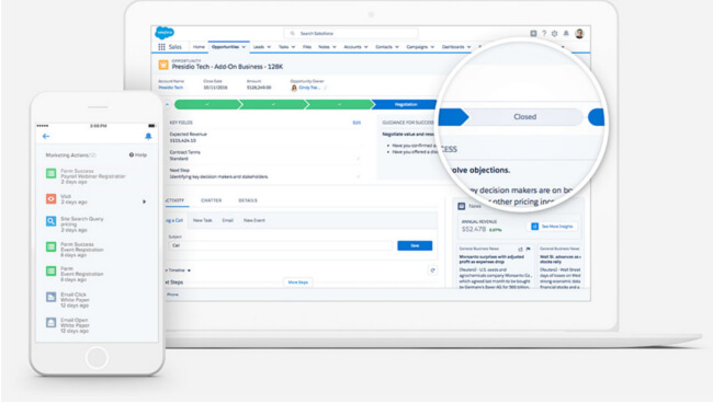 Mopinion: Which Customer Service Software is best for your organisation? - SalesForce