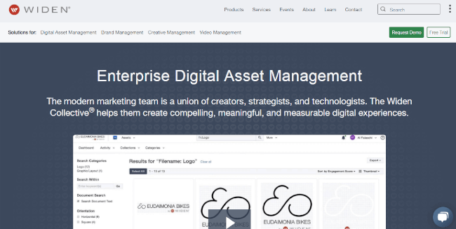 Mopinion: Top 20 Digital Asset Management (DAM) Software - WidenCollective