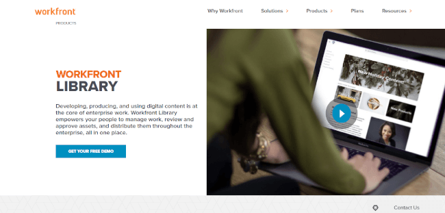 Mopinion: Top 20 Digital Asset Management (DAM) Software - WorkFront Library