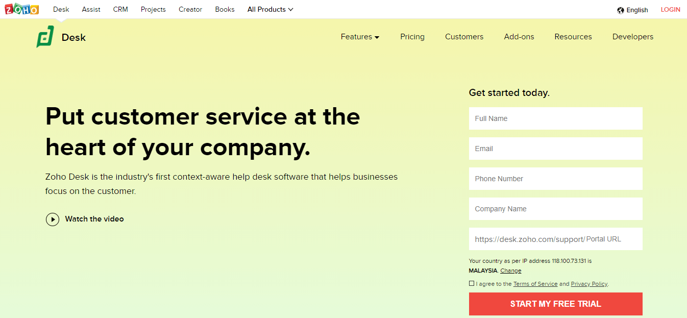 Mopinion: Which Customer Service Software is best for your organisation? - ZohoDesk