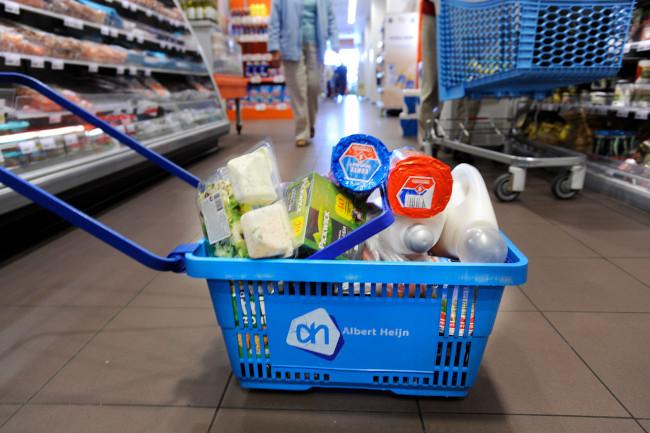 Mopinion: Albert Heijn caters closely to online shoppers' needs with customer feedback - Grocery cart