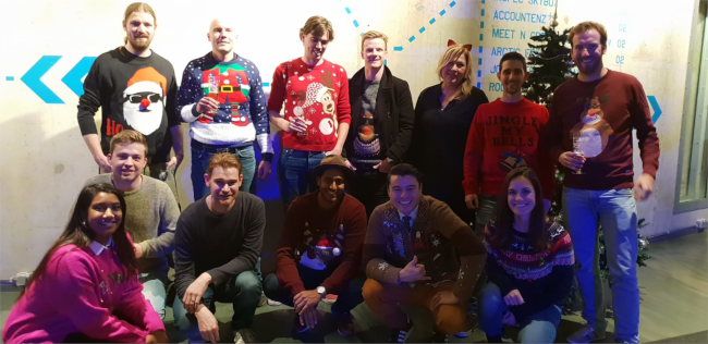 Mopinion: A Very Merry Christmas at Mopinion… - Mopinion Christmas Sweaters
