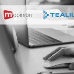 Mopinion kondigt volledige integratie aan met de tag management oplossing van Tealium