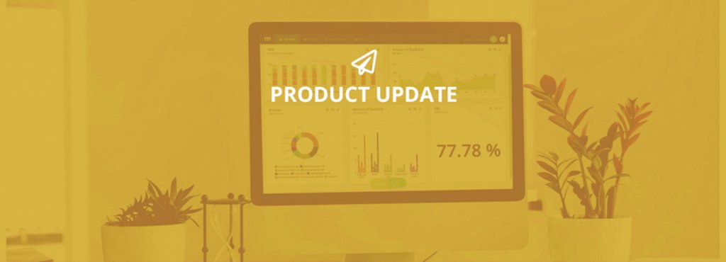 Mopinion: May Product Update - Cover