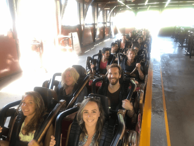 Mopinion: Mopinion heads to the Efteling for its annual SummerJam! - Python