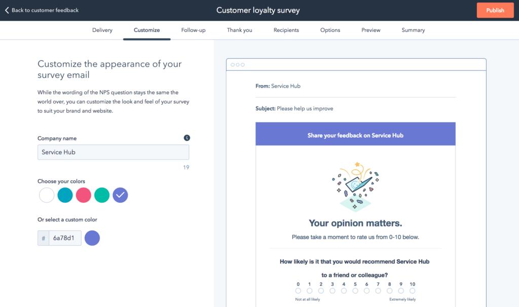 Hubspot-feedback