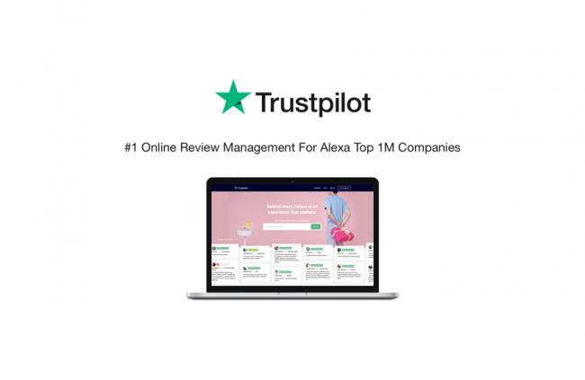 Trustpilot customer feedback tool