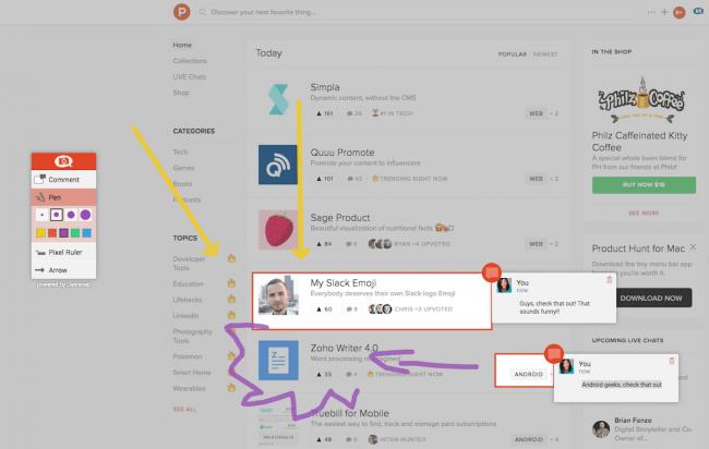 usersnap customer feedback