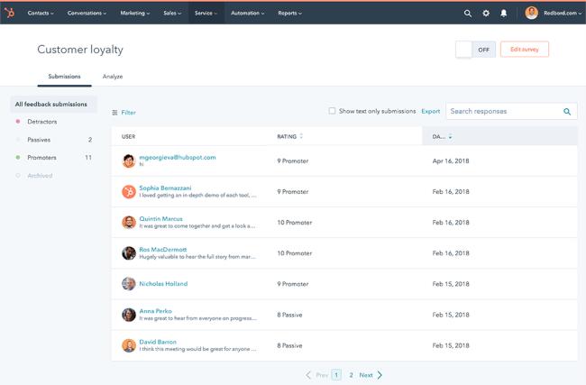 Mopinion: Top 21 Best Online Survey Software - HubSpot-Feedback