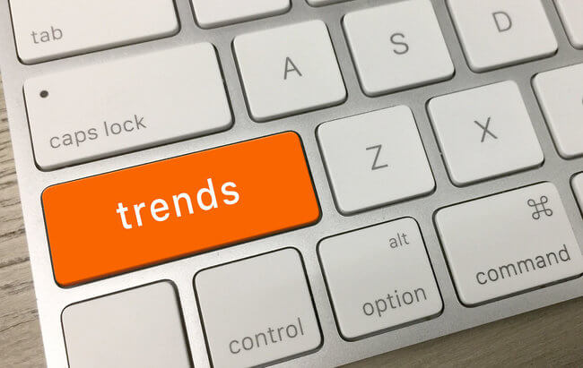 Trends on KeyboardPlease feel free to use this image that I've created on your website or blog. If you do, I'd greatly appreciate a link back to my blog as the source: CreditDebitPro.com  Example: Photo by CreditDebitPro  Thanks! Mike Lawrence