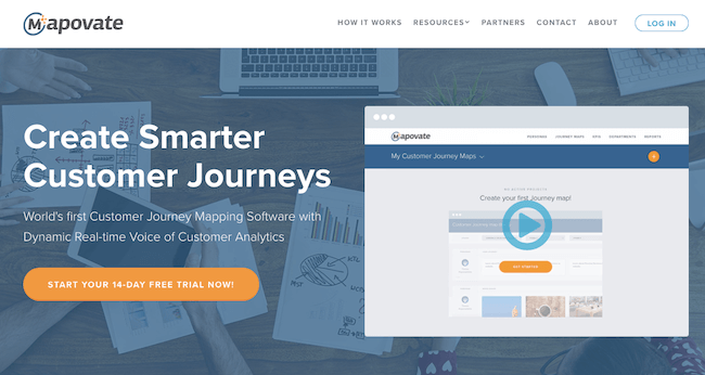 Top 20 Customer Journey Mapping Tools: An Overview - Mapovate