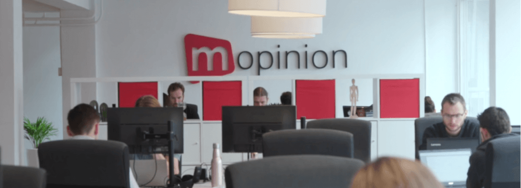 Mopinion: A sneak peek into Mopinion Raspberry - Cover