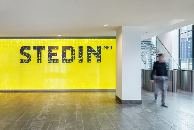 Mopinion: Why Stedin's Website is 'Powered' by Mopinion Feedback - Building