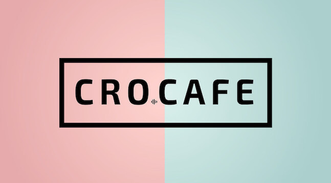 logo CRO Cafe podcast
