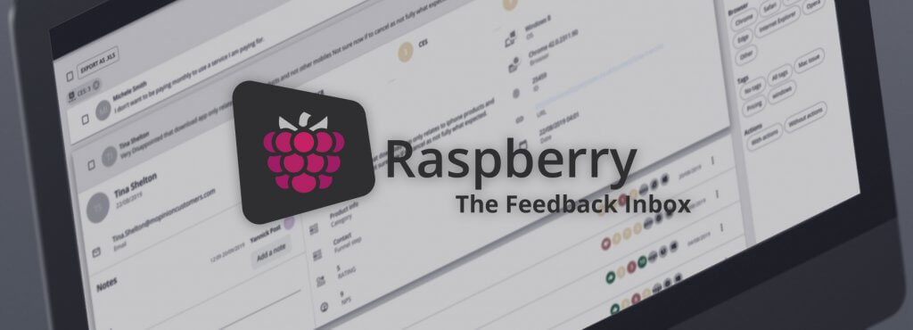 Raspberry Feedback Inbox