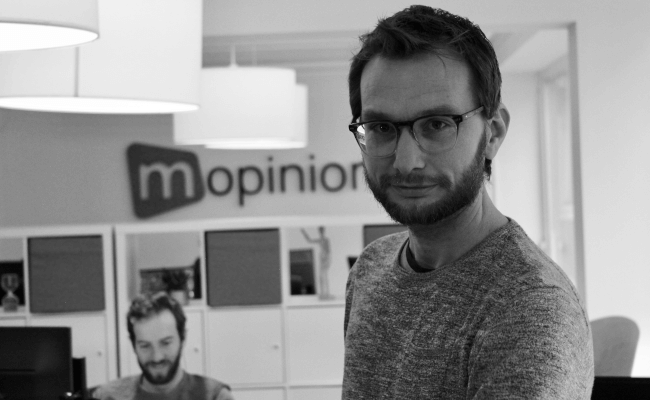 Mopinion: Employee in the Spotlight: Steven Kuipers - Body Image