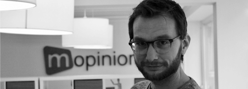 Mopinion: Employee in the Spotlight: Steven Kuipers - Cover