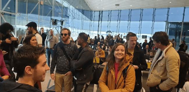 Winterjam-Airport